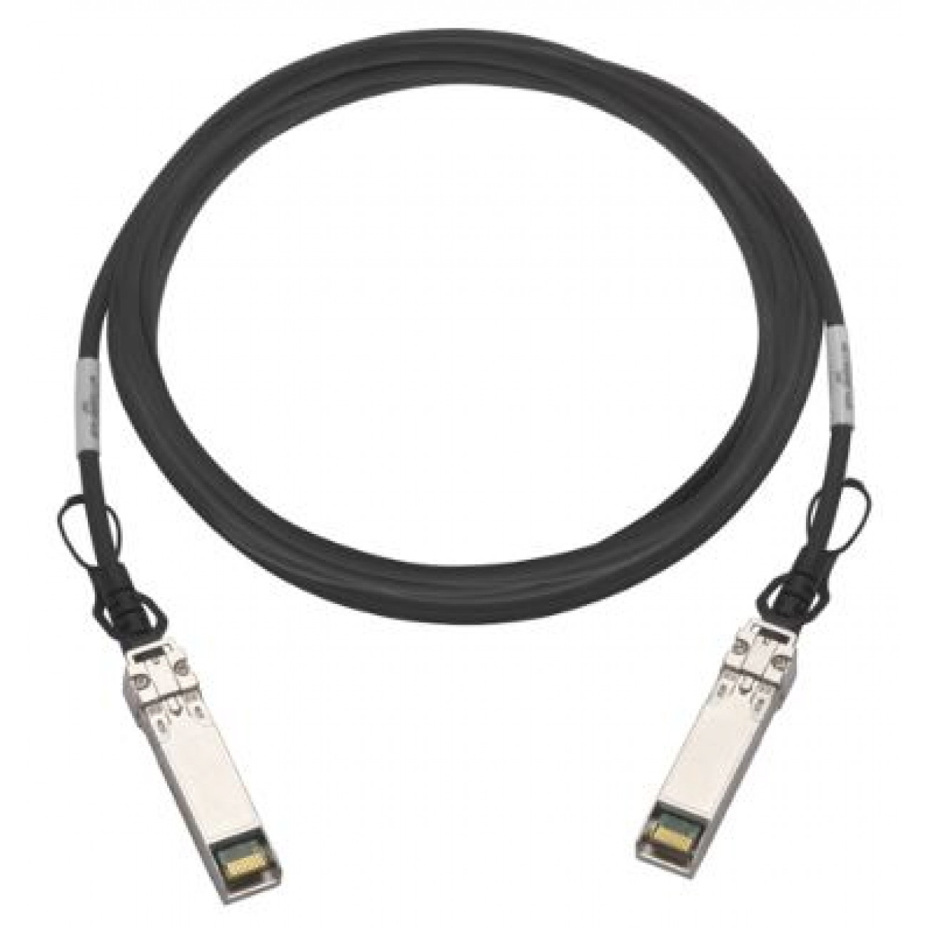 Кабель QNAP SFP+ 10GbE twinaxial direct attach cable 3m