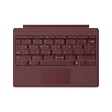 Обложка-клавиатура Microsoft Surface Pro Signature (Burgundy)