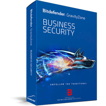 Антивирус Bitdefender GravityZone Business Security