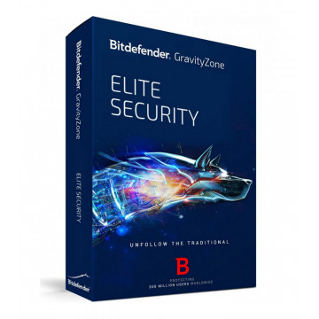 Антивирус Bitdefender GravityZone Elite Security