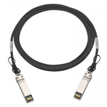 Кабель QNAP SFP+ 10GbE twinaxial direct attach cable 5m