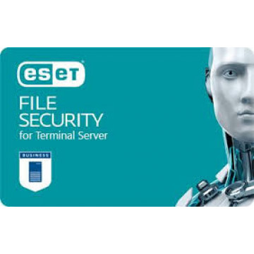 ESET File Security для Terminal Server