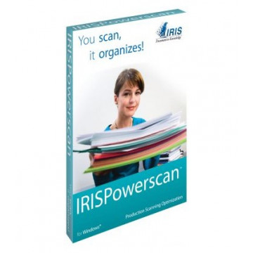 IRISPowerscan 10 Enterprise Server