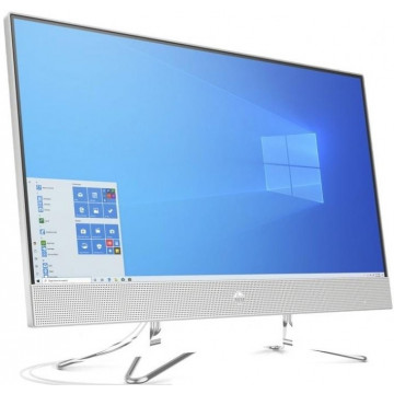 """Моноблок HP All-in-One 21.5"""" FHD/Intel Pen J5040/4/256F/int/kbm/DOS/White"""